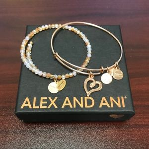 Alex and Ani bracelet bundle🥰🥰